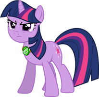 Twilight Sparkle - The Duel by uxyd