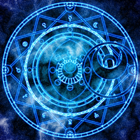 Artemis Li's Magic Circle by Earthstar01