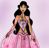 Disney princess Tamina 2 by Selinelle