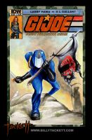GI Joe Sketch cover by billytackett