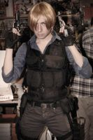 Leon S. Kennedy from Resident Evil 6 #1 by Akiba91