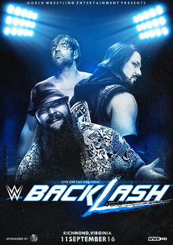 BACKLASH - New era is coming by fraH2014