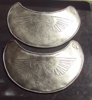 Imperial Guard Refractor Field Gorget part 2 by DefenderHecht
