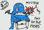 My Little Prinny Can't be the hero by Acehalo-2