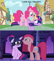 TwiPie: Crazy Love Between Dimensions by TheMexicanPunisher