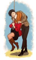 Her Raggedy Doctor by thatoddowl