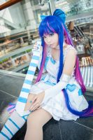 Anarchy Stocking Cosplay- When one is not enough by Rii-ki-AruxKol
