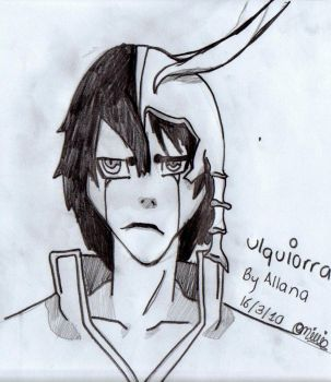 ulquiorra by No0dl3