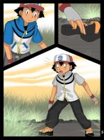Ash tg sequence page 1 by TheDarkShadow1990