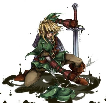 LoZ -- The Last Straw by tomuyu