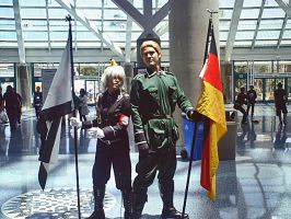 AX 10: Germany and Prussia by theEmperorofShadows