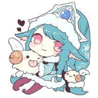 winter wonder lulu by tunako