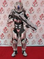 RCCC Halo 4 Prefect Armor by ZombieGrimm