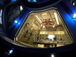 Space station 2 by Agatje