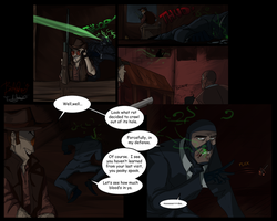 Of Monsters and Medicine | CH. 1 - Page 3 by TrebleStudios