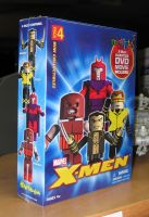 X MEN DARK TIDE/ MINIMATES by diggertmesch