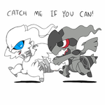 Cach me if you can! by Celabay