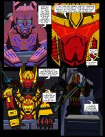 Ravage - Issue #1 - Page 6 by TF-TVC