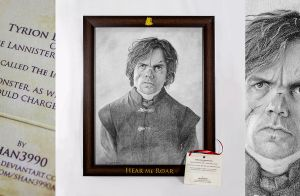 Tyrion Lannister by shan3990