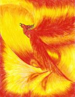 The Phoenix Lament (c. 2005) by ceremonially-unclean