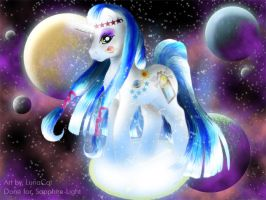 Time in Space by FlyingPony