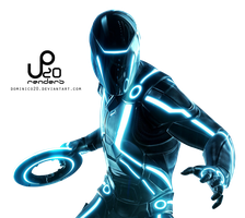 Tron Evolution by DomiNico20