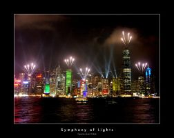 Symphony of Lights by dekleene