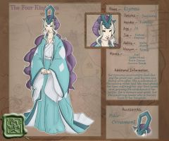 The Four Kingdoms - Kiyomi by Laura-E