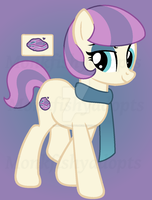 Coco Pommel x Maud Pie - Offer To Adopt - SOLD by MonkFishyAdopts