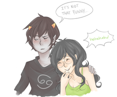 yes it is, karkat by JustIchii