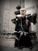 Imitation Black [Cosplay] by KailietPhotography