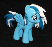 Custom Sculpted Hair Pegasus OC by Gryphyn-Bloodheart