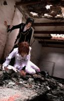 Lelouch Self-destruction 3 by 0hagaren0