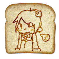 Awesome Toast. by Terristre