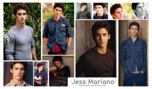 Jess Mariano Wallpaper by cutielou