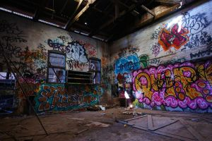5238, Box Hill brickworks. by thespook