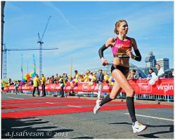 Virgin London Marathon 2013 by andy-j-s