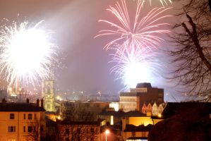 Happy NY from Tunbridge Wells by CitizenJustin