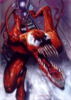 Carnage by DaveDeVries