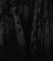 Slenderman by Rikaz