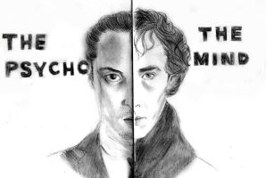 The Psycho/The Mind by MuFfIn3000