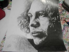 Ray Toro by Distillerz