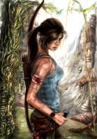 Tomb raider final by Madragorm