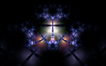 shiny creation with crosses by Andrea1981G