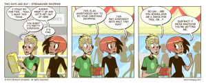 2GAG - Streamlined Shopping by Drunken-Novice