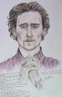 Tom Hiddleston as Henry V by MariaHasAPaintBrush