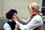 Les Mis - Half of a whole... by Emery-Dragonfly