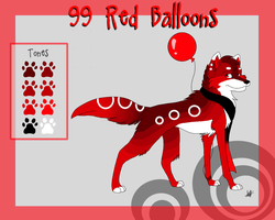 99 Red Balloons Ref by Flame-Expression