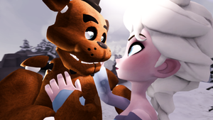 The Frozen Nights at Freddy's Pizzeria by NooobSauce