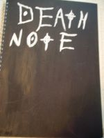 Death Note Book by dracosear